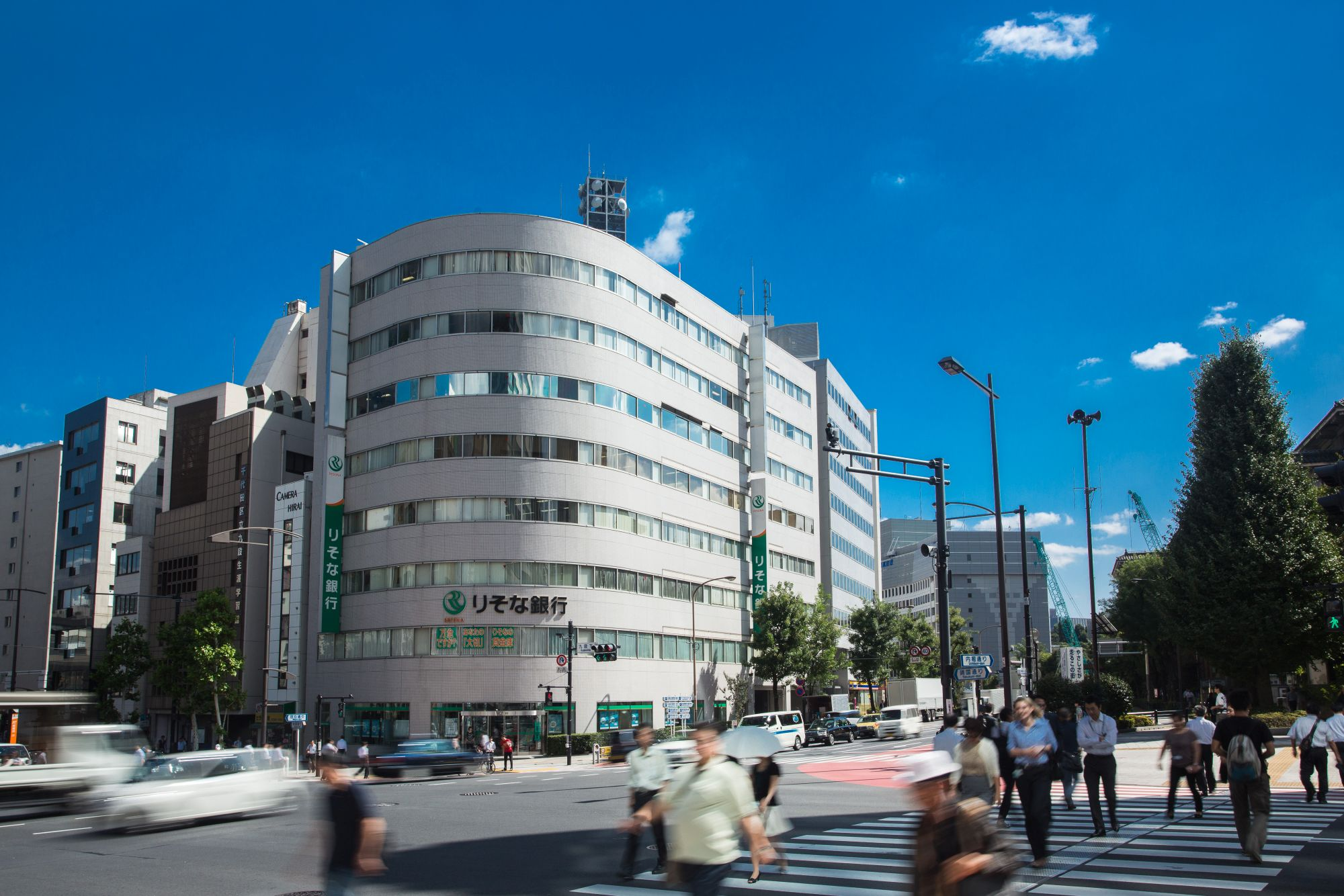 バーチャルオフィスのビル