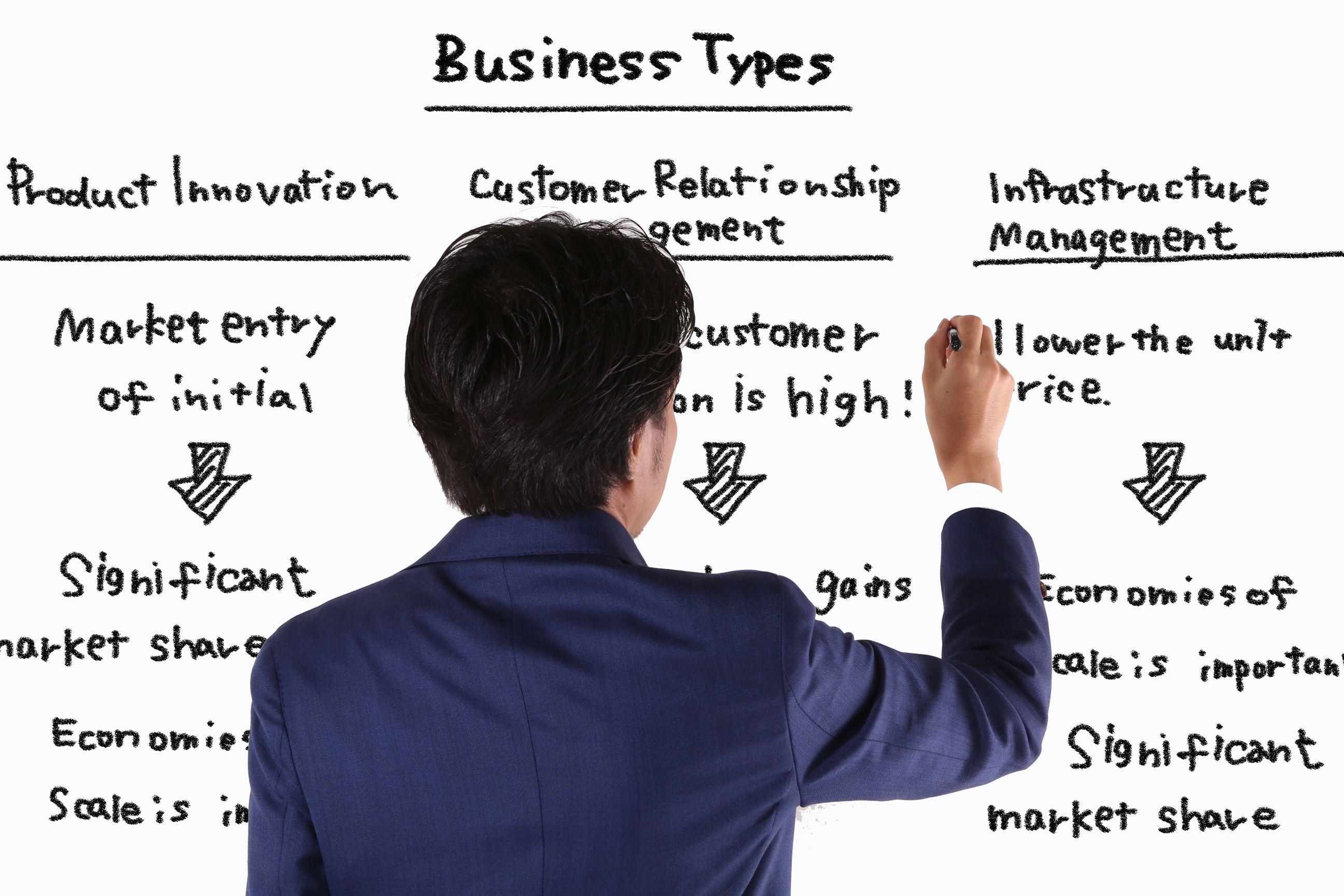 シェアオフィスの起業ブログ セミナー講師の写真
