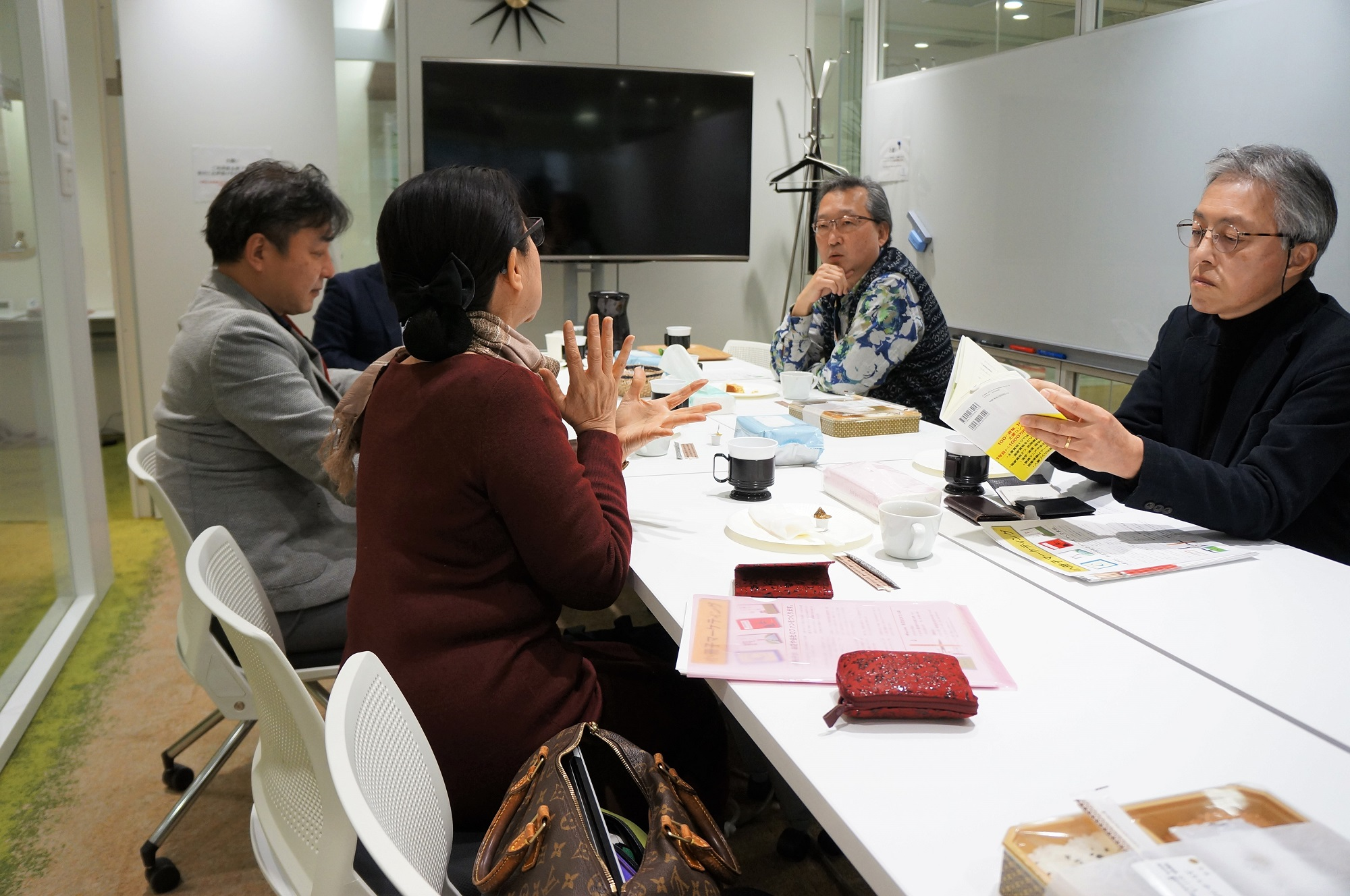 東京 交流会 異業種 シェアオフィス 起業家 経営者 新人社長