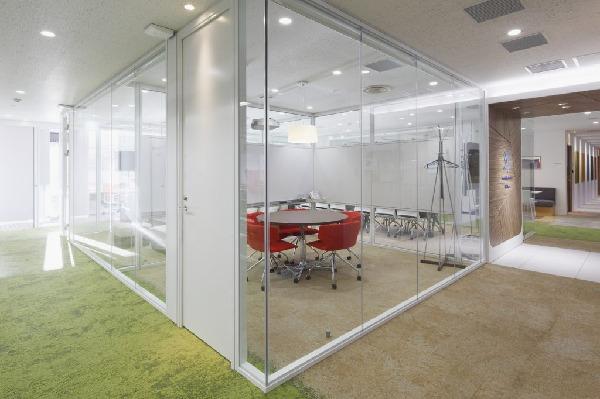 バーチャルオフィスの会議室