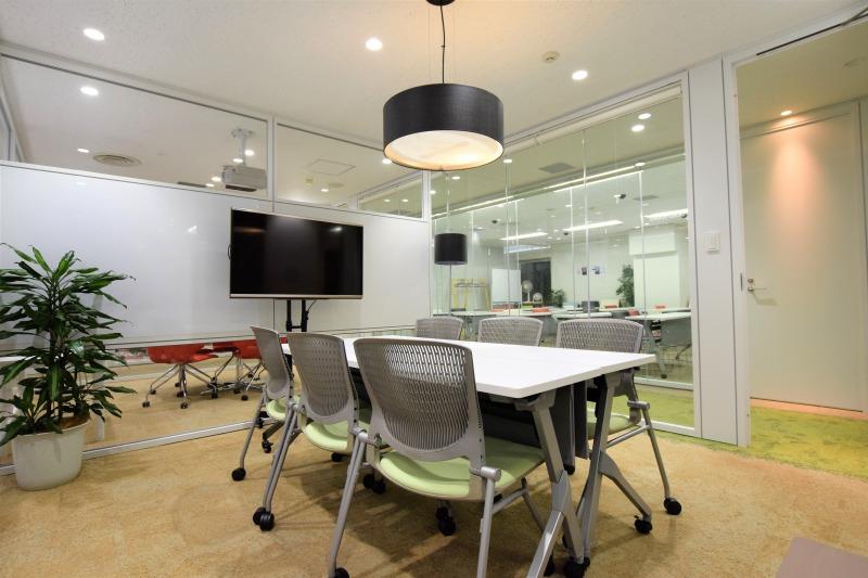 バーチャルオフィス 会議室