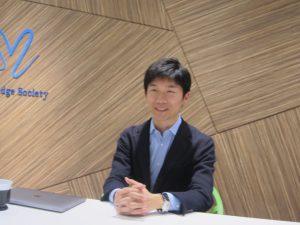 未来チーム研究所の代表の森田諒様のインタビュー