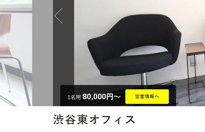 レンタルオフィス BIZcircle 渋谷東