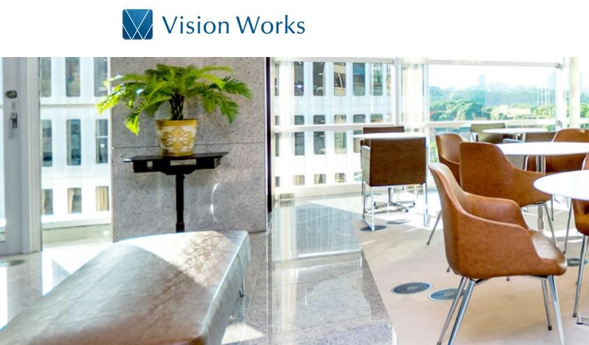シェアオフィス visionworks