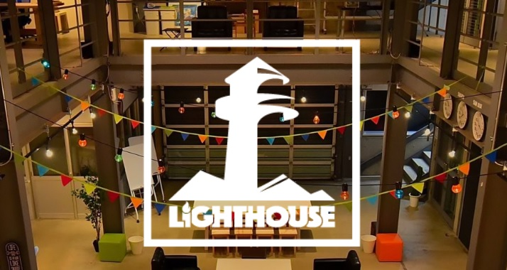 シェアオフィス LIGHTHOUSE