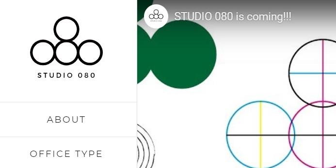 シェアオフィス STUDIO080