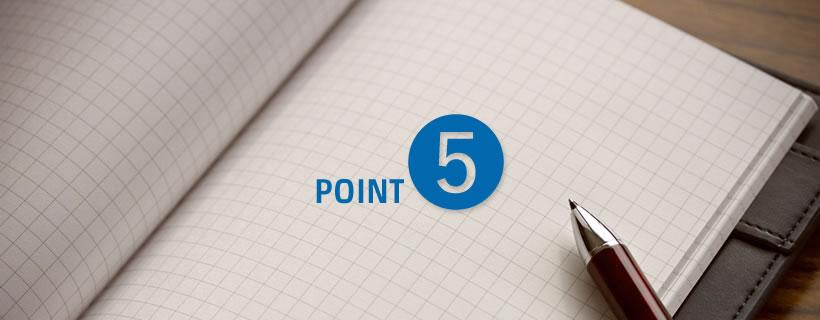 起業する前に勉強しておくべき5つの項目